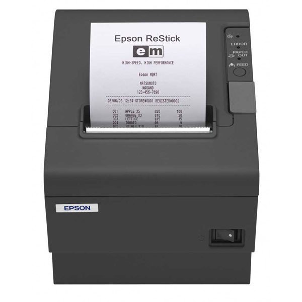 Epson TM-T20II -(USB) Thermal Receipt Printer