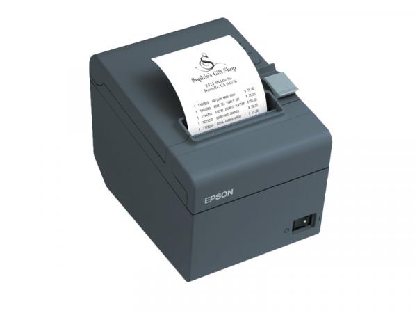 Epson TM-T20II -(USB+Network) Thermal Receipt Printer