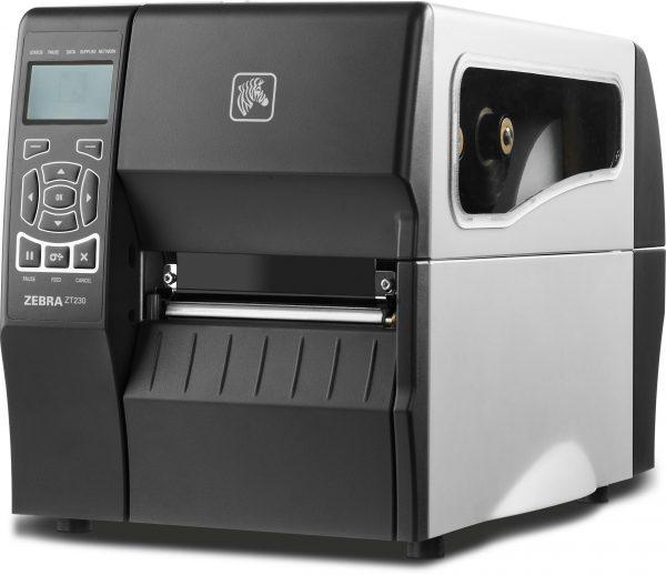 Zebra ZT230 industrial label printer