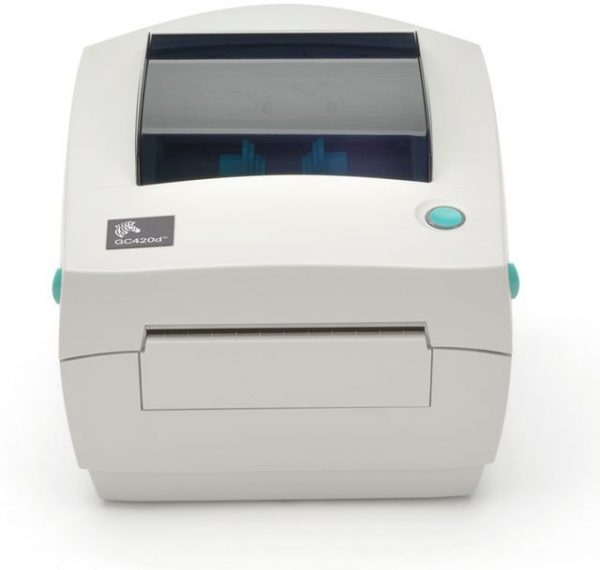 Zebra GC420D Barcode Printer