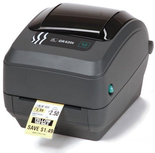 Zebra GK420T Printer Kuwait